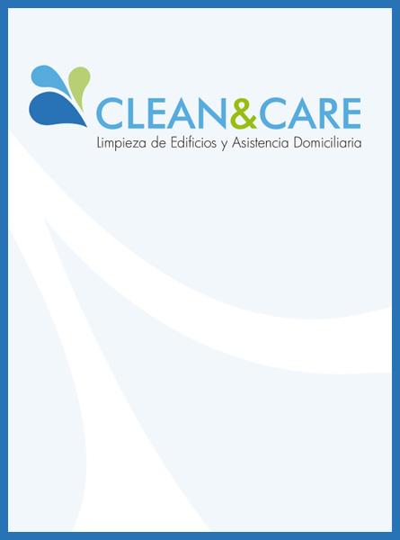 Identidad corporativa Clean&Care