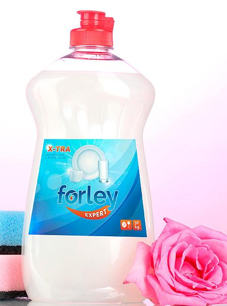 Diseño de marca y etiqueta para Forley