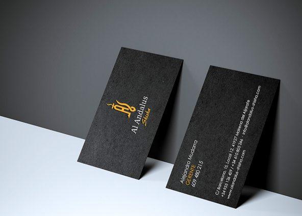 Diseño de marca Al-Andalus Shisha