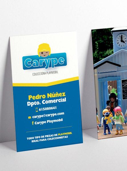Identidad corporativa Carype