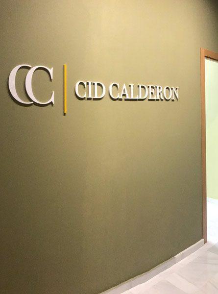 Logo Cid Calderón Abogados