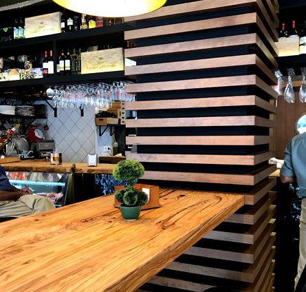 Interiorismo Bar Pasaje
