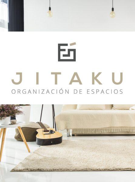 Diseño de logotipo para Jitaku